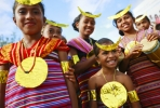 Young Timorese celebrate international peace day. Photo by UN Photo on flickr.