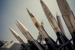 Missiles. Photo by Daniel Foster on flickr.