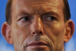 Australian Prime Minister Tony Abbott. Photo by AFP.