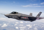 The F-35 Joint Strike Fighter. Photo from fotopedia.